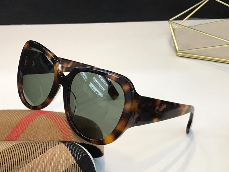 New 4303 Modedesigner-Sonnenbrille Retro Katzenaugen-Rahmen s Sonnenbrille Weinlese-Punk-Stil Eyewear hochwertige UV400 Schutz mit Fall