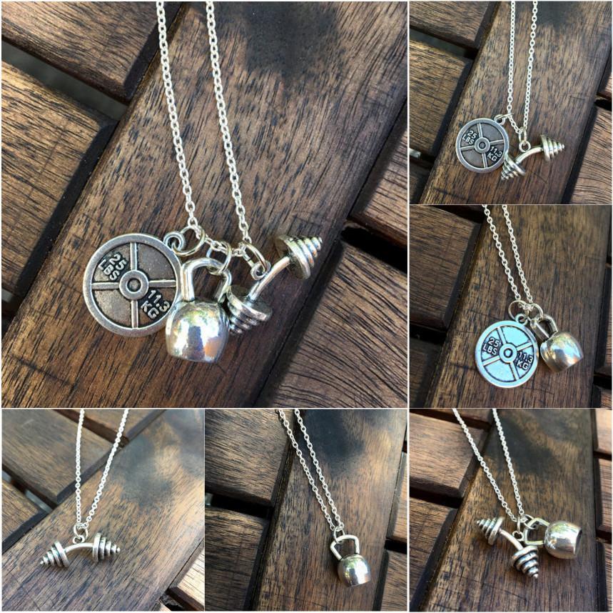 Retro Bronze Dean Winchester Protection Amulet Alloy Jewelry Charm Pendant 18pcs