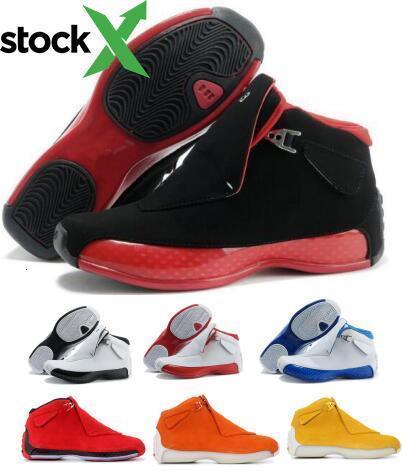 18 derniers 18s Chaussures de basket Chaussures Hommes Hommes Black Suede Countdown pack Toro OG Asg Bred XVIII Formateurs Tennis Homme Chine Chaussures de sport