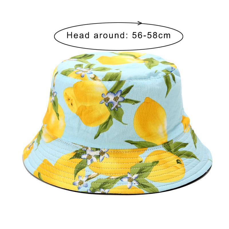 al por mayor nuevo cubo de algodón de las mujeres del estilo del verano del sombrero fisheman plegable al aire libre de los hombres del casquillo adumbral encabezamiento de caza cuenca