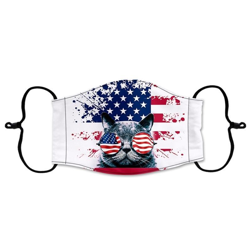 Vana% 95 Filtre 5 Yeniden kullanılabilir Nefes Katmanı Koruyucu Maske Tasarımcı Maskeler Moda Değil Yetişkin Yüz Shield # 432