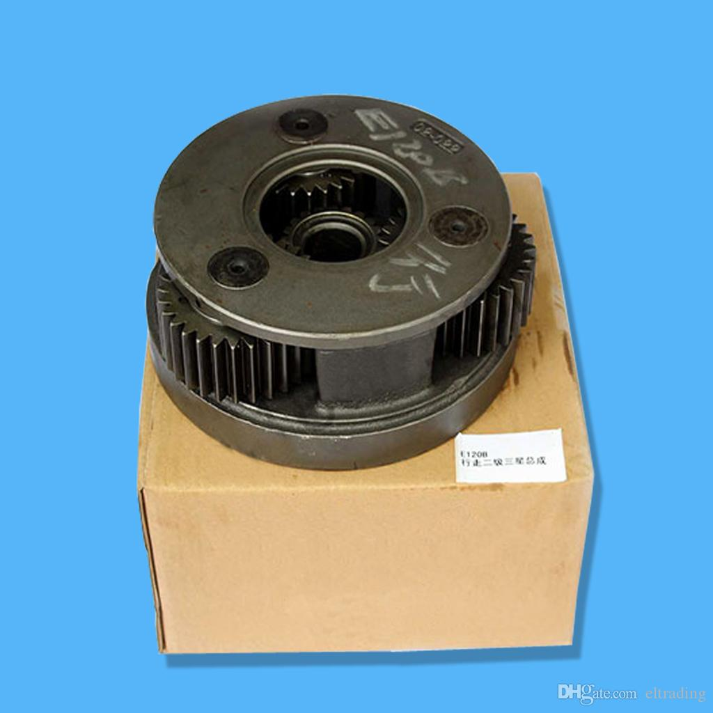 Planetary Carrier Assembly Gear 79T 099-2010 099-0204 099-0207 for Final Drive Travel Reduction Gearbox Fit E120B