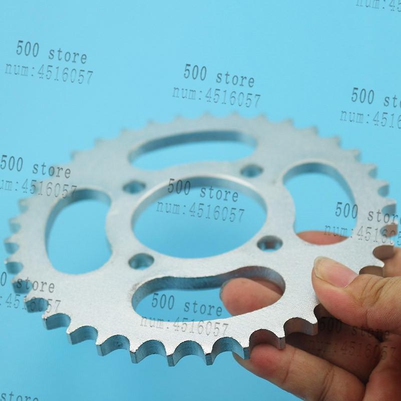 высокое качество 428 37T / 41T / 48T зуб 52мм задний Звездочка для китайских ATV Quad Pit велосипед грязи мотоциклов Мотор Moped
