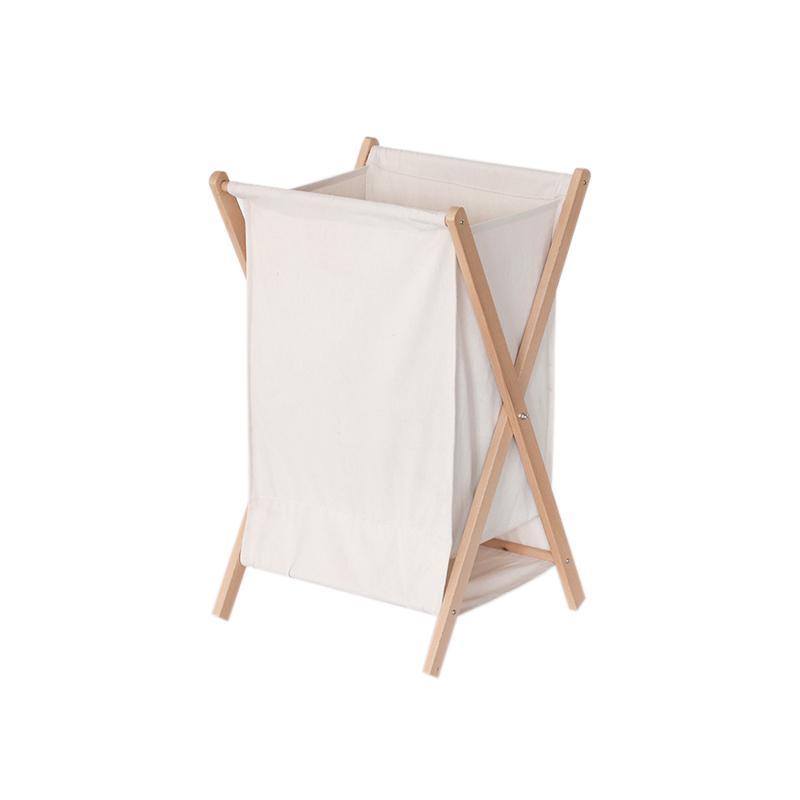 vestiti sporchi cestelli ins tessuto immagazzinaggio dei vestiti cesto Nordic pieghevole vestiti casa bagno T200224