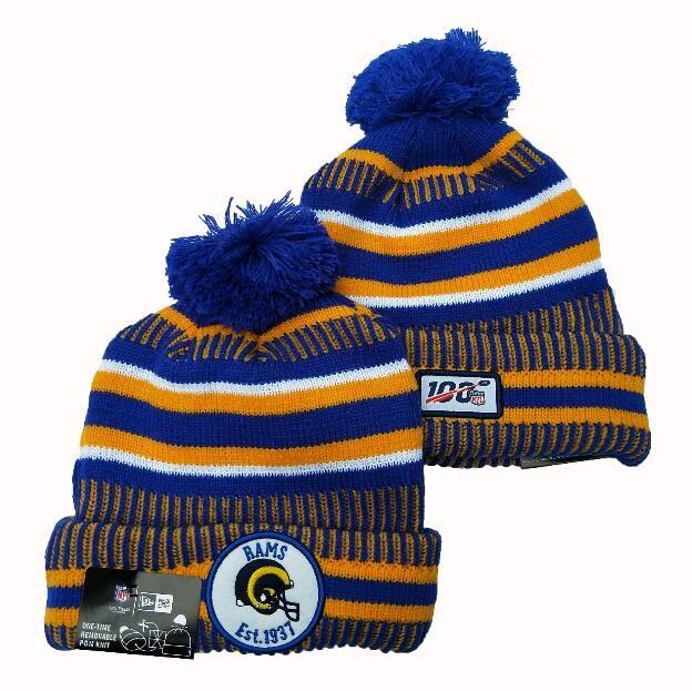 Wholesale Top Quality Hip Hop Sport SLRAM Beanies Men Women Baseball Cuffed Knit Hats Cheap Fashion Hip Hop Winter Warm Beanie Skull Caps