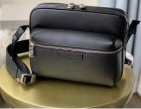 Outdoor New Cintura Couro 2021 Saco Real Bag Bolsas Bolsas Famosas Bolsas Mens Bags Designer Designer Bolsa De Couro Marca M30242 UPEWJ