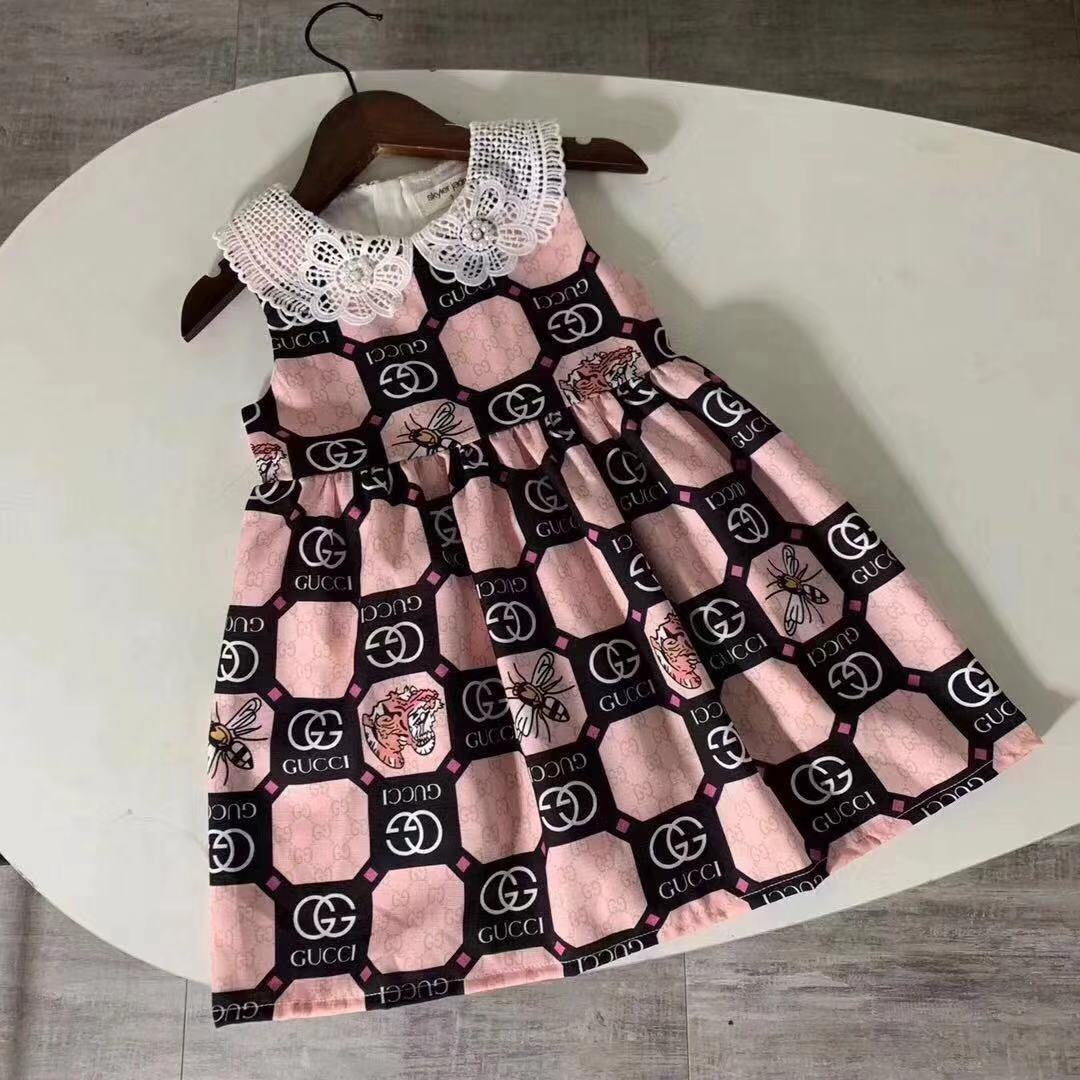 новая мода дети девочка бренда рукава детей девочки одежда снаряжение