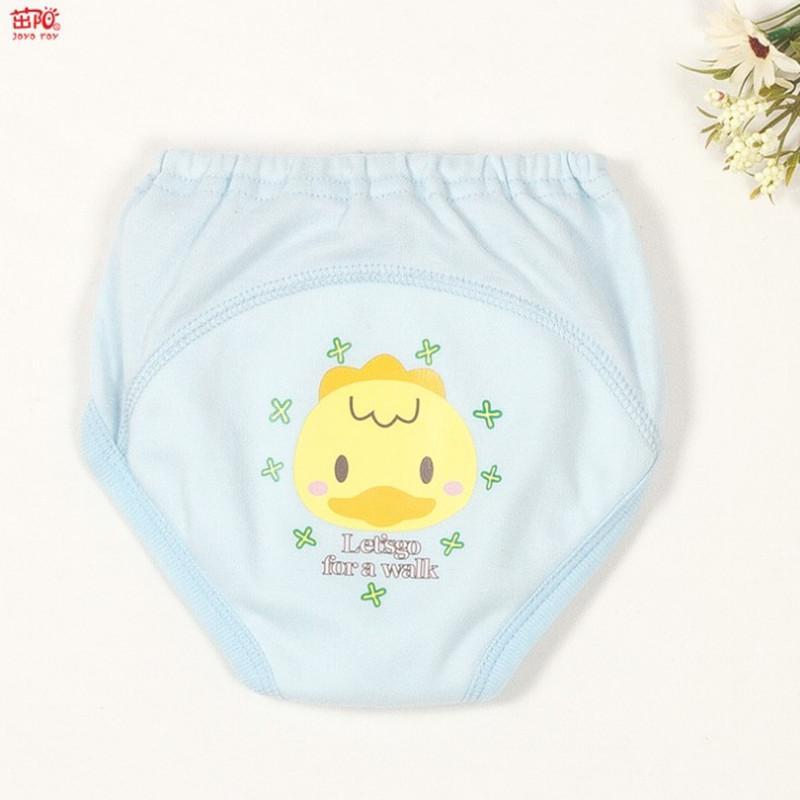 Незначительное тренировочные брюки Детские Подгузники для малышей мальчик девочка Трусы Многоразовый моющийся ткань подгузников для младенцев хлопка Подгузники водонепроницаемый