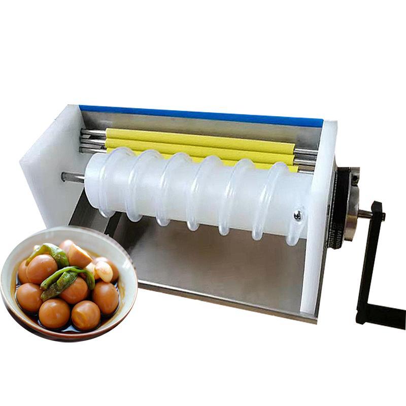 Suppression de la machine haute efficacité de la chômeuse manuelle d'œufs d'œufs Type d'oiseau d'oiseau d'oiseau épluchée d'oiseau épluchée d'œufs éplucher nouvel œuf 2021 Mach Snkhh