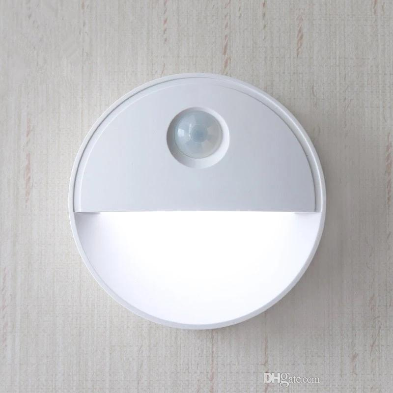 Holiday Lighting Intelligent Auto Lamp Under Cabinet Light for Kitchen Cupboard Wardrobe Wardrobe Bedroom night lamp JK0379
