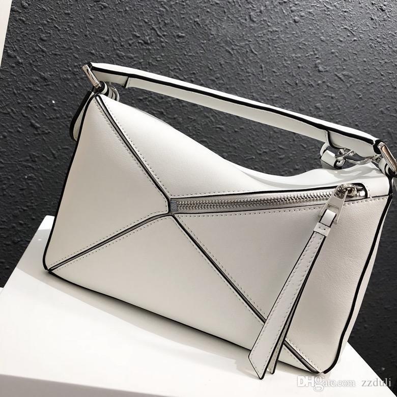 Sıcak satış Kadın lüks çanta ispanyolca deri Marka zincir çanta tasarımcısı flep çanta 24cm içe