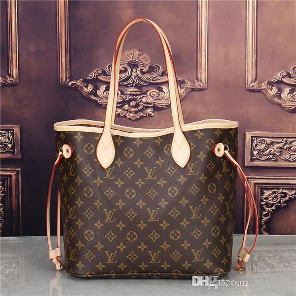 borsa di alta qualità della borsa del cuoio classico della moda borsa da viaggio borsa a tracolla handbag9 mista A777 2020 donne di disegno