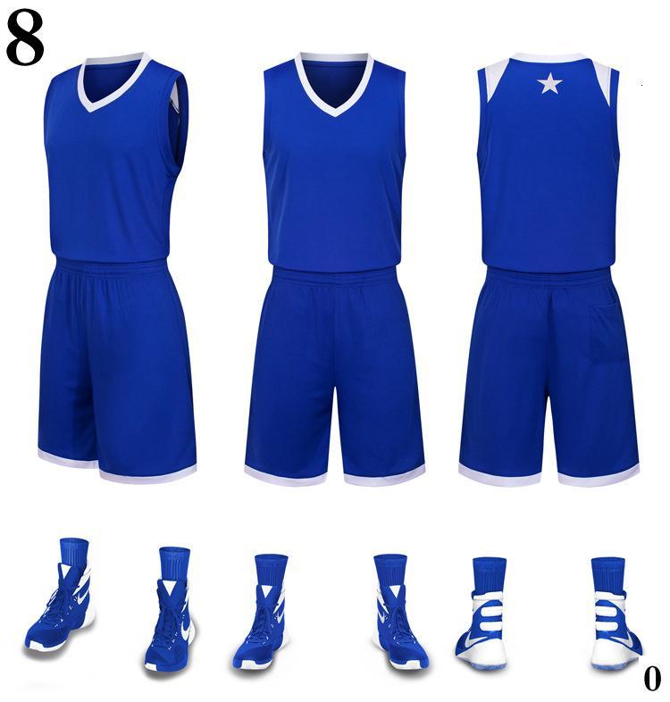 Em branco nome personalizado faz Número Verde Vermelho Branco Melhor Qualidade Basketball Jersey MENS TAMANHO S-XXXL barato fábrica B00171 PREÇO