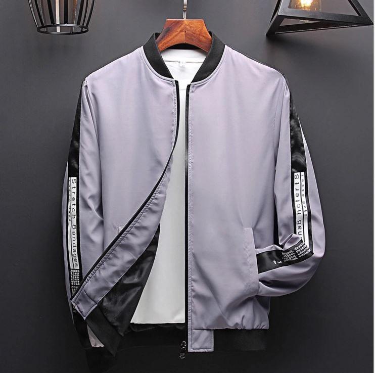 2019 nouveaux hommes occasionnels de manteaux vestes vêtements tout-match confortables vestes de mode veste hommes veste de vêtements section mince