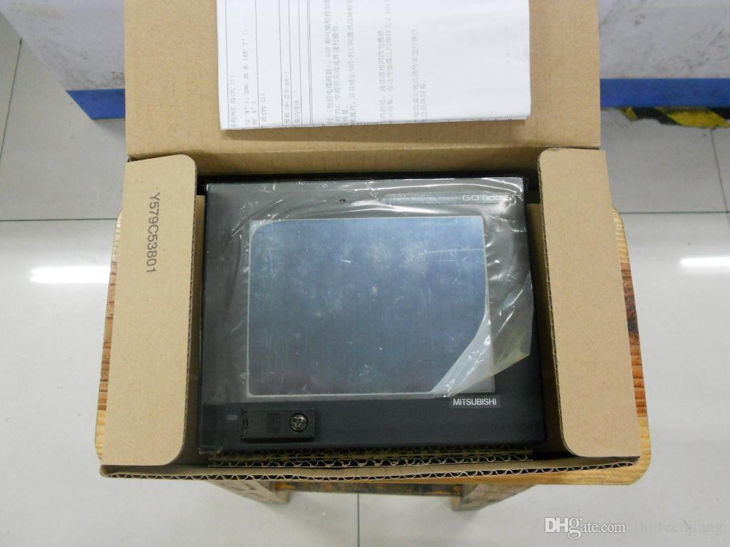 1 PCS MITSUBISHI PAINEL GT1155-QSBD EXPEDITADA GRÁTIS TRANSPORTE GT1155QSBD USADO TESTE OK
