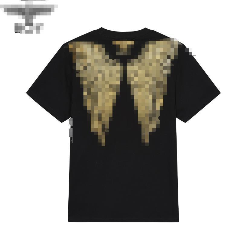 2020 Arrive des femmes des hommes nouveaux T-shirts d'été Mode hommes WomenTop T-shirts T-shirt manches courtes lettre T-shirt Printemps Imprimer 20060803D