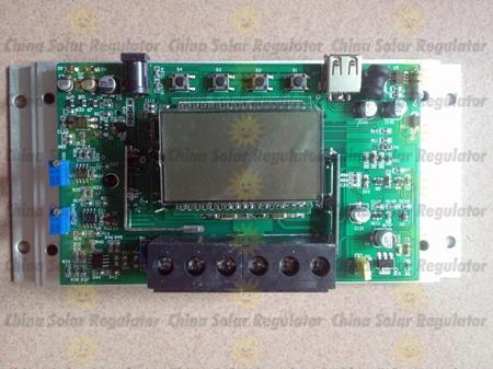 mppt30 solar controller inside