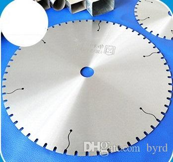 Angle mill cutting blade pipe cutting machine saw blade toothless circular saw blade cutting metal stainless steel 250-300mm BS206