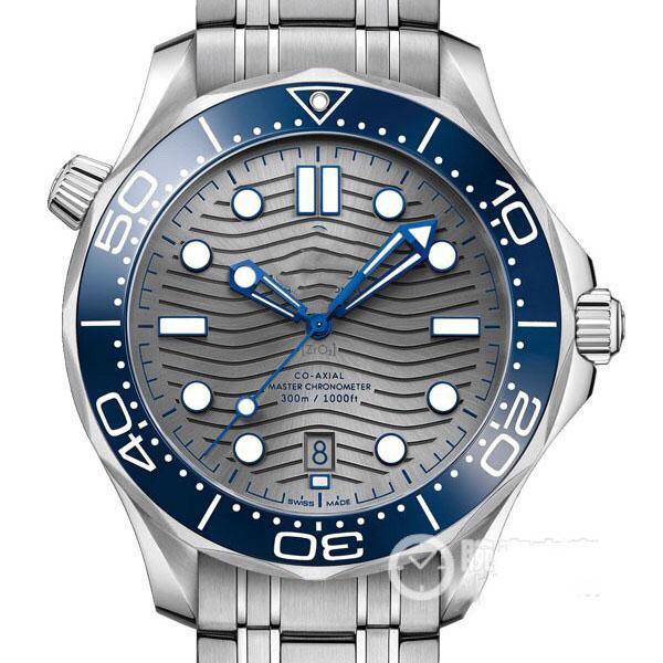 Heiße Verkäufe TOP Luxus Herrenuhren Automatische Männer Designer Uhren 600 Mt Bewegung Uhr Faltschließe Hochwertige Armbanduhren