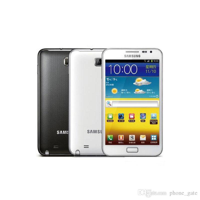 Samsung GALAXY Note I9220 N7000 5.3inch Dual core 1GB RAM 16RM ROM 8MP Camera 3G WCDMA WIFI GPS Bluetooth Original refurbished Mobilephone