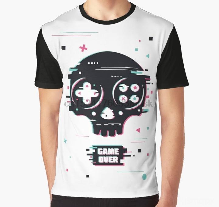 All Over Imprimir arte do jogo Roupa de Polos Homens Tees 3D Camiseta Homens Funny T shirt dos homens TShirt gráfico