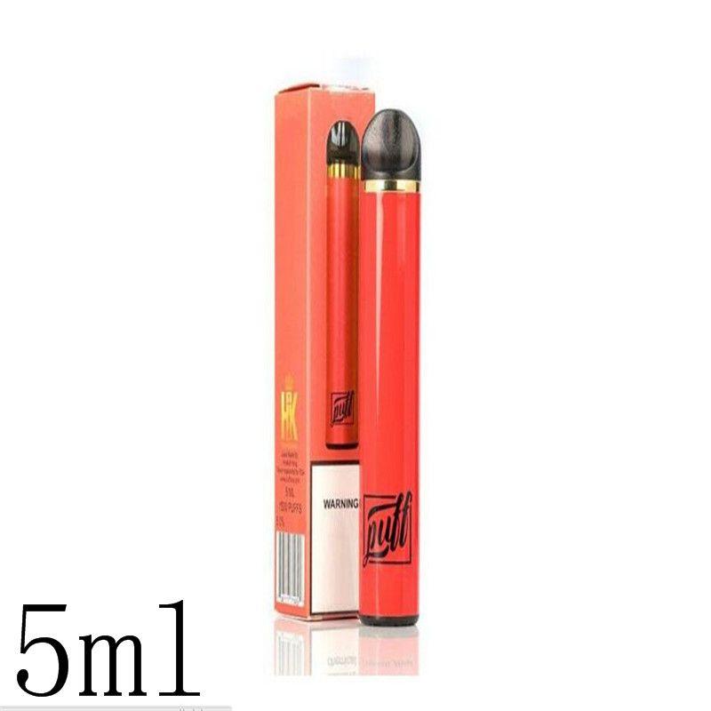 fumée pod stylo bar bouffée de cigarette électronique jetable mini-appareil à fumer cartouche de réservoir pod réapprovisionné vaping kit de cigarette électronique 2020