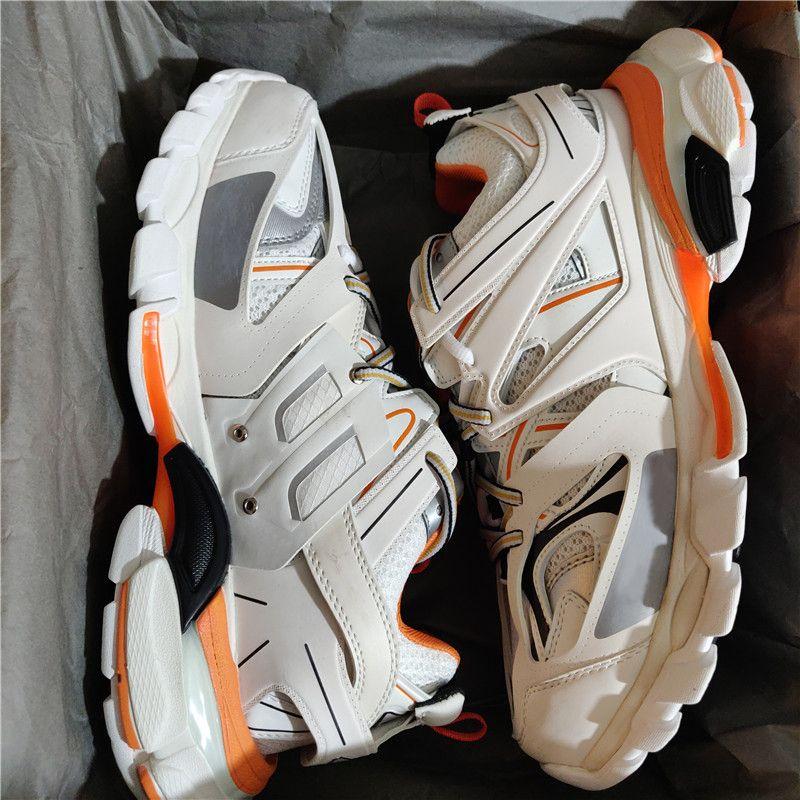 2019 Erkekler Kadın Ayakkabı Parça Eğitmenler Aksak Spor Ayakkabı Sneakers ile Toz Torbası Tess S Gomma Trek Düşük Açık Come withb Kutusu Toz Torbası