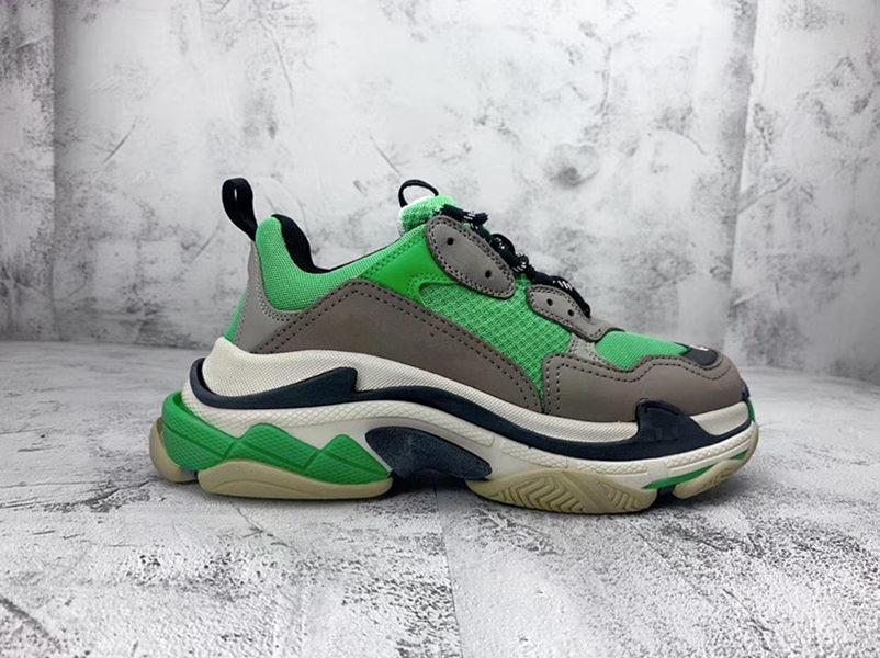 uomini scarpe casual donne di modo sei strati di vuoto trasparente spessore sport di fondo Classic low migliori scarpe sportive stivali