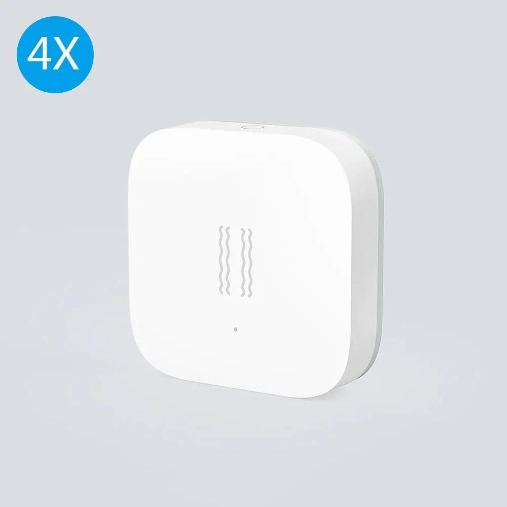 Original Aqara Smart Motion Sensor Smart Home Vibration Detection Remote Alarm Work with APP From Xiaomi Eco-System 3007938C7