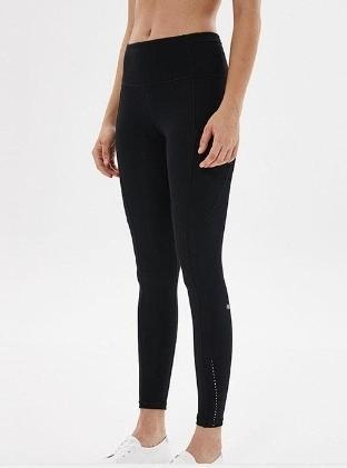 new Women Yoga Pants Ladies sportswear Full Leggings Exercise & Fitness Wear Girls Running High Waist pants Lu-016d93d#