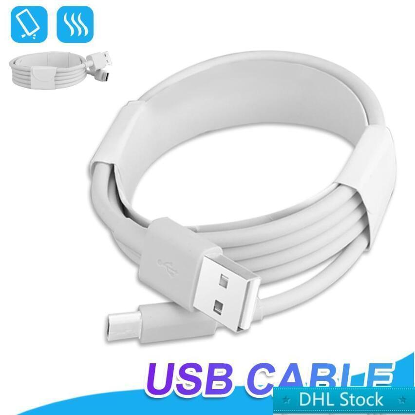 نوع الكابل الأوراق المالية عالية الجودة مايكرو USB بيانات الخط 1M 2M 3M 3FT و 6ft 10FT السامية سرعة C شحن الحبل السري لسامسونج S8 S9
