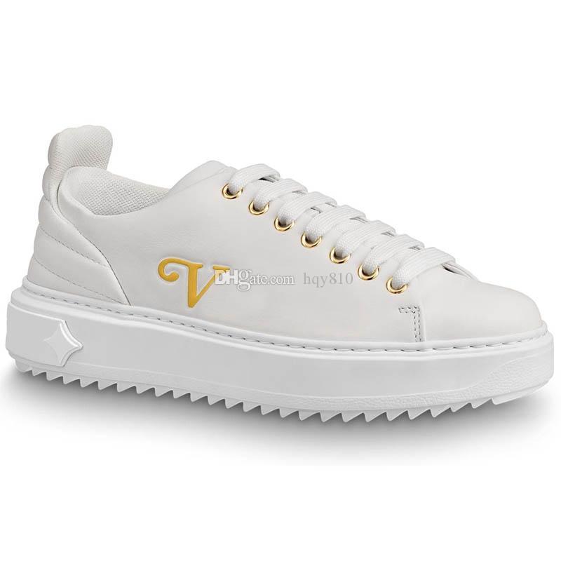 المرأة عارضة الأحذية الأزياء الفاخرة العلامة التجارية مصمم أحذية جلد طبيعي مصمم أحذية حجم 35-41 نموذج HY061401