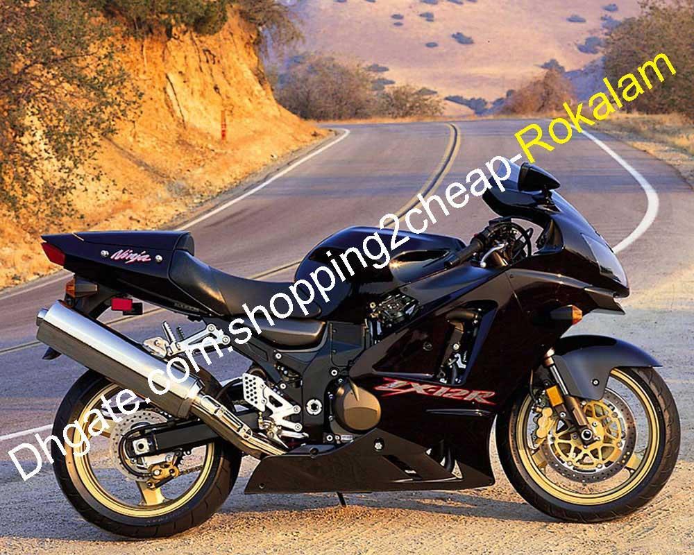 New Windscreen Windshield Screen fit Kawasaki Ninja ZX12R 2002-2005
