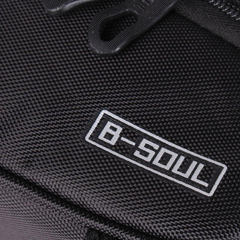 B-SOUL 1Pc Открытый велосипед Велоспорт велосипед Рама Передняя труба водонепроницаемый Прочный мобильный телефон сумка