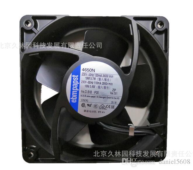 EBM-papst 4650N 12038 Ventilateur à dissipation thermique 230V