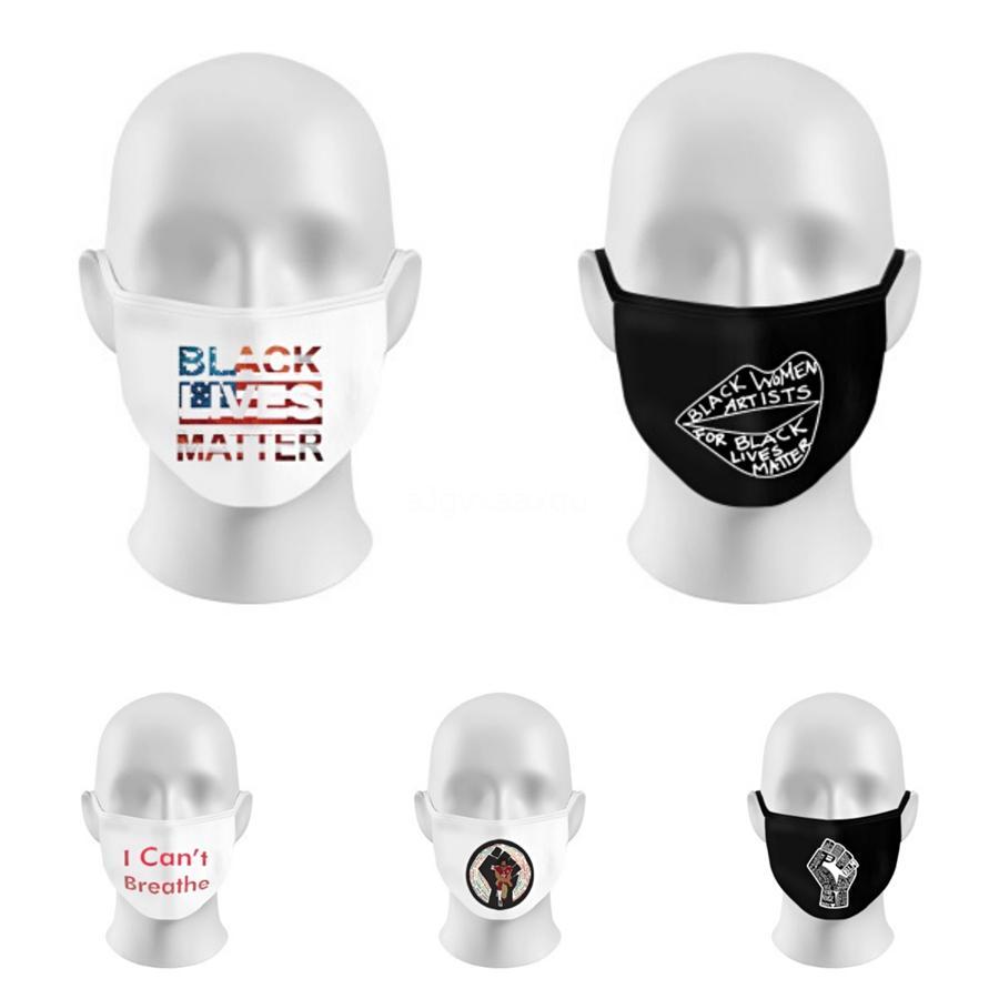 200 1pcs Gesichtsmaske Mascarillas Schutzmaske 3 Schicht-Designer Brief, Schwarz, Stoff Gesichtsmasken Rosa Schutz Maske # 900