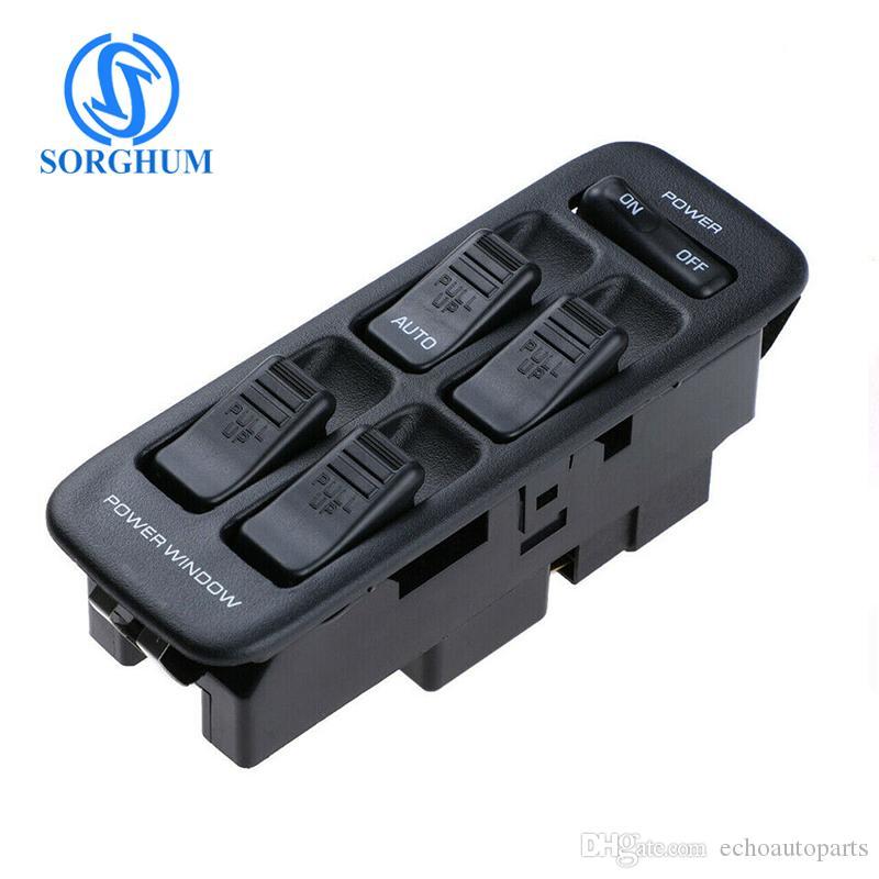 Automatica della finestra Power Switch BS06-66-350A per Mazda BG 323 1991-1994 a quattro porte 1991 1992 1993 1994