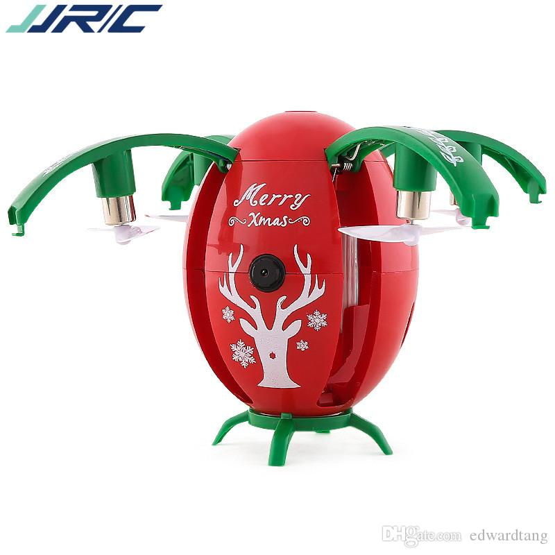 JJRC H66 RC Aircraft Toy, Mini Egg Shape Drone, 720P Camera WIFI FPV UAV, G-Sensor Quadcopter, Trajectory Flight, Xmas Kid Birthday Gift 2-1
