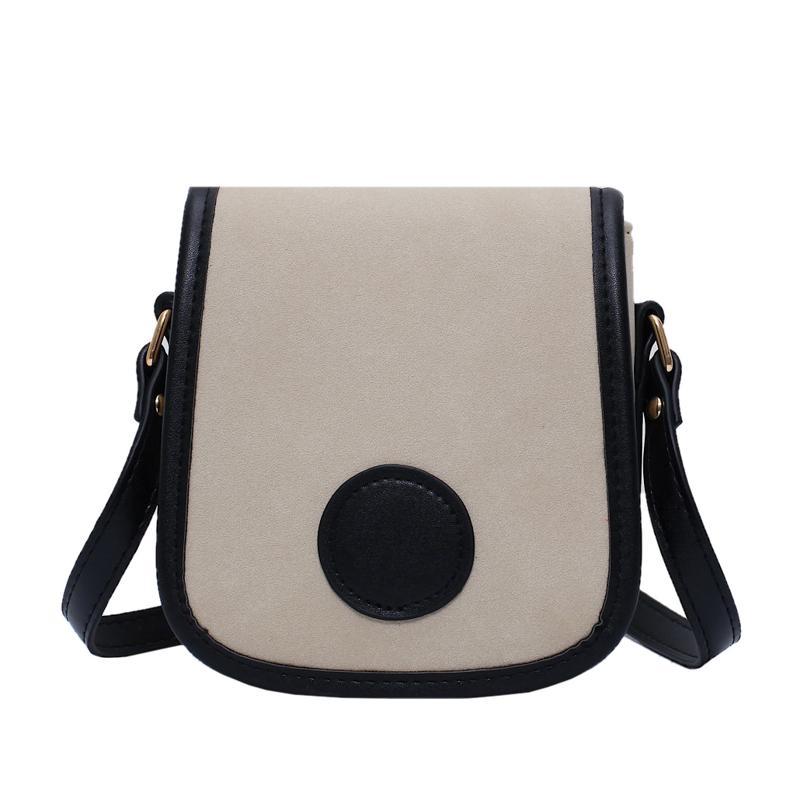 Signore di sacchetto di spalla di modo sacchetto del messaggero per la donna versione temperamento coreano piccola Borse a tracolla delicato