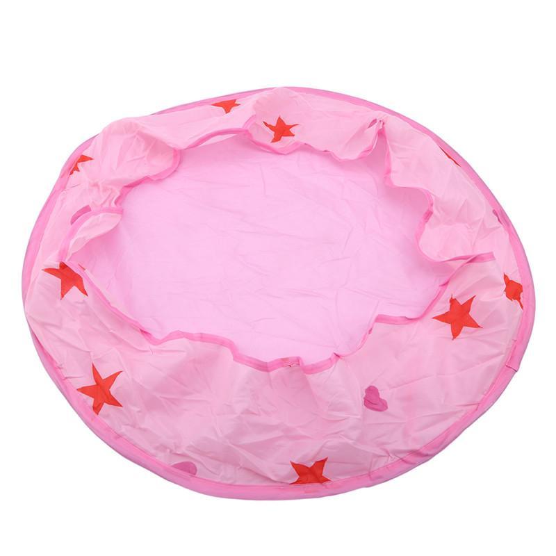 Creative Kids Ocean sfera Pit giocattoli piscina all'aperto e giocattolo coperta bambino tende neonate Fairy casa Giocare Hut tenda Principessa tenda del gioco