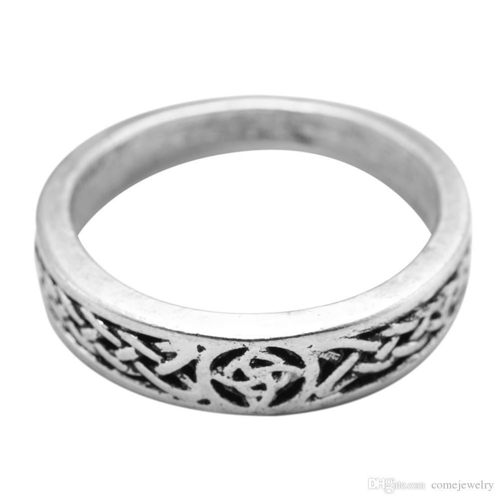 Style de vikings bijoux en gros slaves de mariage scandinave scandinave nordique antique en argent pour femmes hommes Hotsale
