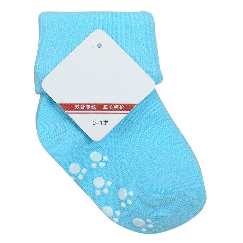 Bebek Çorap 3-24months kalın havlu pamuk bebeğin çorap karikatür kaymaz çoraplar yenidoğan giyim
