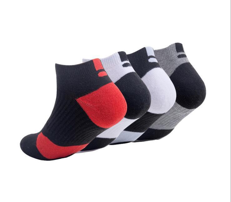 Men's short socks towel bottom professional basketball elite socks men's sports outdoor socks wholesale