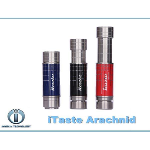 Authentic Innokin iTaste Arachnid Mechanical Mod 18350 18500 18650 Battery Arachnid Telescopic Tube Battery Free Shipping