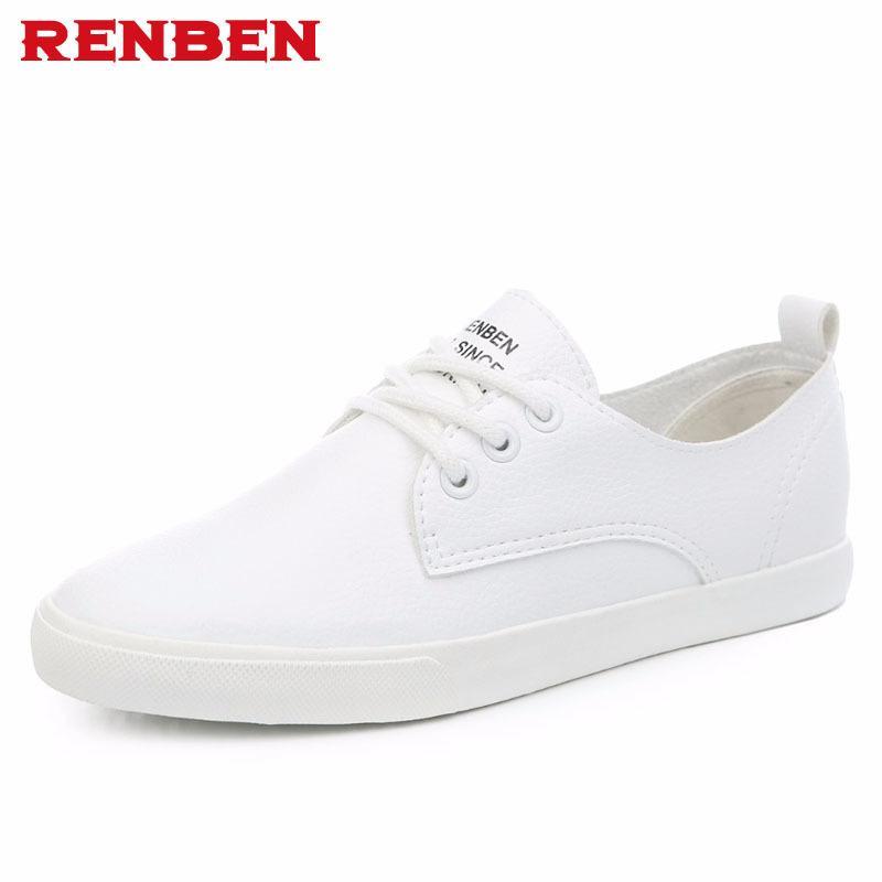 Kadınlar DAİRE 2019 Yeni Deri Kadınlar Ayakkabı Casual Deri Ayakkabı Bayanlar Lacing Loafers Zapatos Mujer CJ191226 Ayakkabı