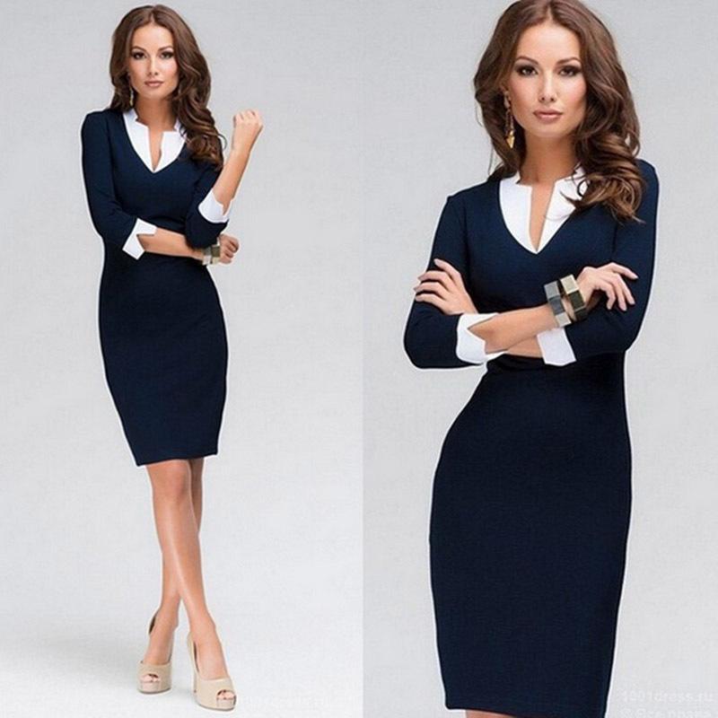 أنيقة سيدة نساء مكتب ملابس رسمية الأعمال حزب العمل رصاص اللباس البدلة أفضل المبيعات-WT