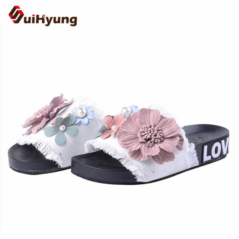 womens peep toe slippers