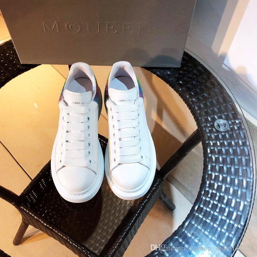 2020 NUEVO EH alta calidad zapatos de plataforma hombres par de sport de las señoras ocasionales de los deportes de los zapatos deportivos de plataforma