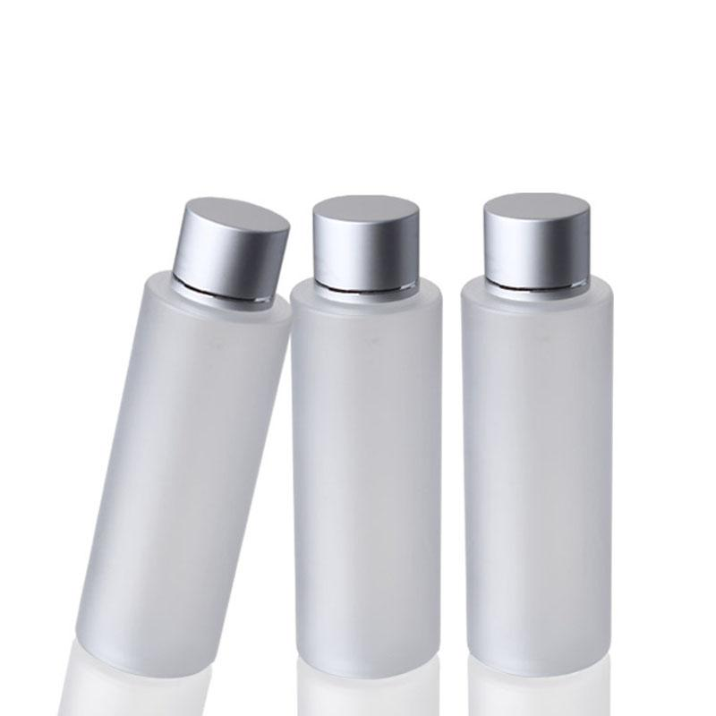 100ML Frosted Plastic Makeup Toner Packaging Bottle 100CC Empty Cosmetic Container