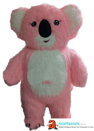 Надувной Забавный Koala костюм талисмана взрослых Надувной Koala взрослого костюма Mascota Deguisement Mascotte Праздник Талисманы Карнавальные костюмы